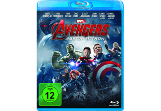 Avengers Age of Ultron Action Blu-ray