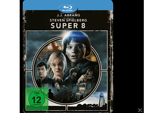 Super 8 (Action Line - Novobox) - (Blu-ray)