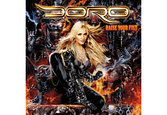 Doro - Raise Your Fist - (CD)