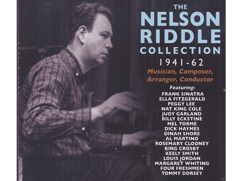 Nelson Riddle - The Nelson Riddle Collection 1941-62, Vol. 2 [CD]