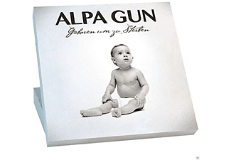 Alpa Gun - Geboren um zu Sterben - (CD + DVD Video)