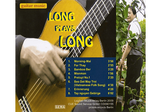 Dang Ngoc Long - Long Plays Long - (CD)