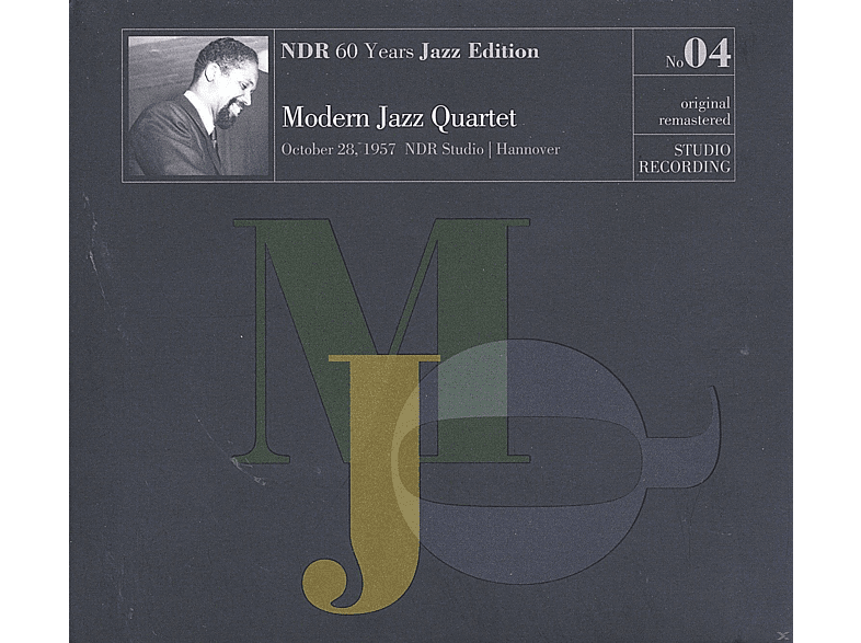 The Modern Jazz Quartet - Ndr 60 Years Jazz Edition No. 04 [LP + Download]