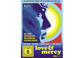 Love & Mercy - (DVD)