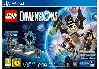 LEGO Dimensions PS4 Starter-Pack