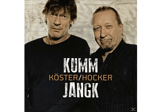 Köster & Hocker - Kumm Jangk - (CD)