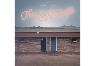 Steven A. Clark - The Lonely Roller - (CD)