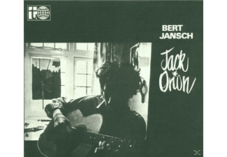 Bert Jansch - Jack Orion [CD]