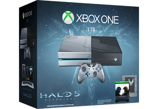 MICROSOFT Xbox One Halo 5 Edition (inkl Halo 5: Guardians Limited Edition) - 1 TB