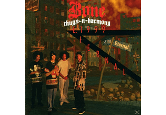 Bone Thugs-N-Harmony - E.1999 Eternal - (CD)