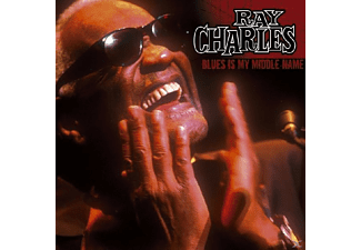 Ray Charles - Blues Is My Middle Name - (CD)