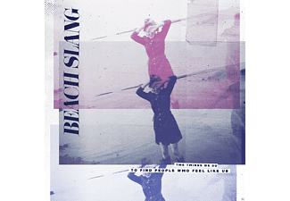 Beach Slang - The Things We Do To Find Peopl [CD]