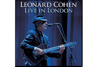 Leonard Cohen - Live In London - (Vinyl)