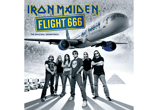 Iron Maiden - FLIGHT 666 - THE ORIGINAL SOUNDTRACK - (CD)