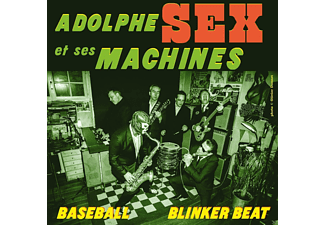 Adolphe Sex Et Ses Machines - Baseball/Blinker Beat - (Vinyl)