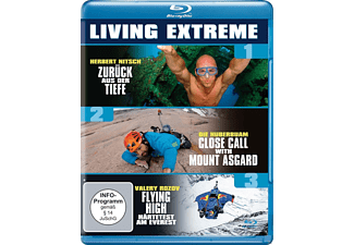 Living Extreme [Blu-ray]