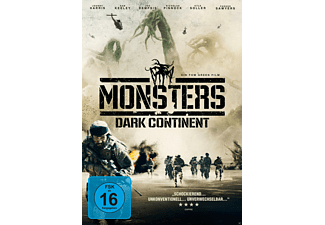 Monsters: Dark Continent [DVD]