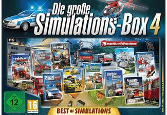 Die große Simulations-Box 4: Best of Simulations - PC