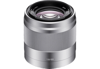SONY Standaardlens E 50mm F1.8 OSS (SEL50F18.AE)