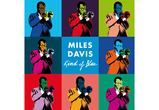 Miles Davis - Kind Of Blue (Ltd.Edt 180g Vinyl) [Vinyl]