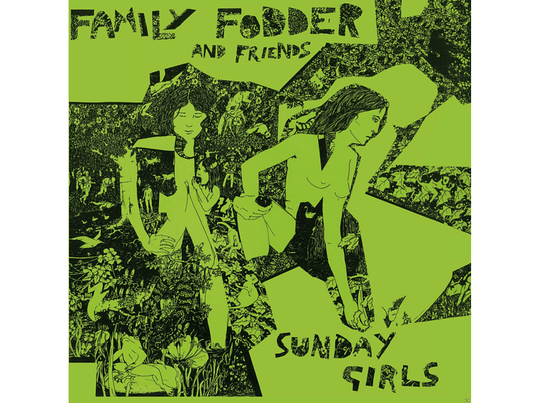 Family Fodder - Sunday Girls (Director's Cut) [Vinyl]