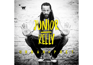 Junior Kelly - Urban Poet - (CD)
