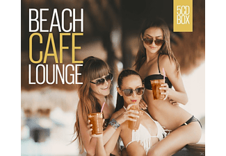VARIOUS - Beach Cafe Lounge - (CD)