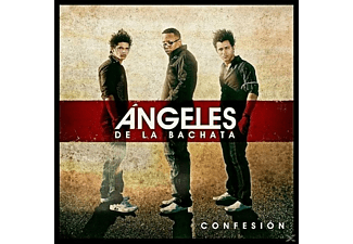 Angeles De La Bachata - confesion - (CD)