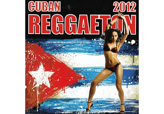 VARIOUS - Cuban Reggaeton 2012 - (CD)