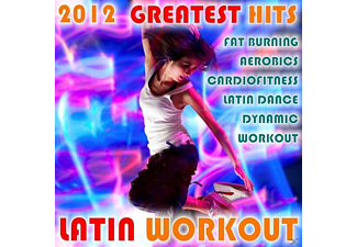VARIOUS - Latin Workout 2012!! Greatest Hits - (CD)
