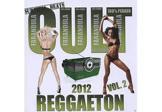 VARIOUS - Reggaeton 2012 Vol.2 - (CD)