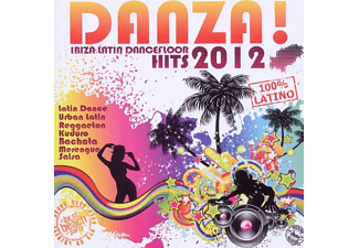 VARIOUS - Danza! Ibiza Latin Dancefloor Hits 2012 - (CD)