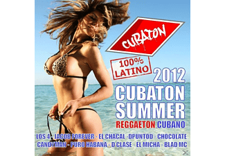 VARIOUS - Cubaton Summer 2012 (Cuban Reggaeton) - (CD)