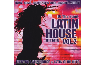 VARIOUS - Latin House 20.0 Hitmix - (CD)