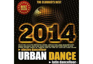 VARIOUS - Urban Dance 2014 - (CD)