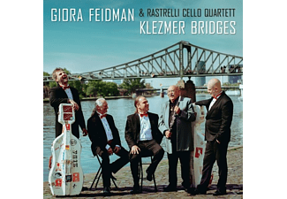 Giora Feidman - Klezmer Bridges - (CD)
