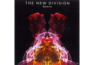 The New Division - Gemini - (CD)