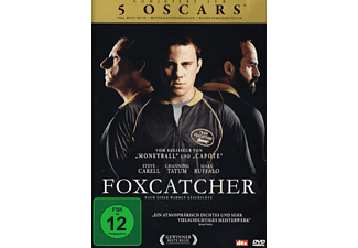 Foxcatcher [DVD]