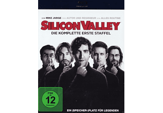 Silicon Valley - Die komplette 1. Staffel [Blu-ray]