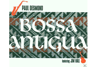 Paul Desmond - BOSSA ANTIGUA - (CD)