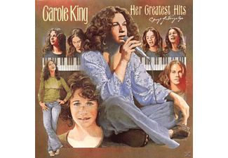 Carole King - HER GREATEST HITS - (Vinyl)