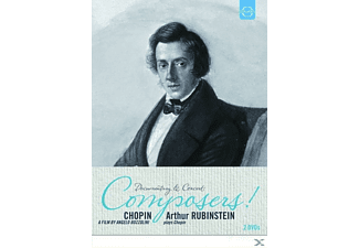 VARIOUS - Composers! Frederic Chopin - (DVD)