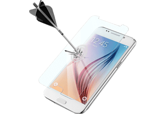 CELLULARLINE Tempered glass Second Glass Ultra Galaxy S6 (TEMPGLASSGALS6)