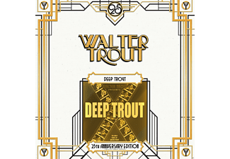 Walter Trout - Deep Trout (25th Anniversary Series Lp2) - (Vinyl)
