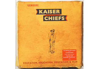 "Kaiser Chiefs - Education, Education, Education & War incl.7"" - (Vinyl)"