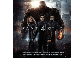 Marco Beltrami, philip Glass - The Fantastic Four (Original Motion Picture Soundt [CD]