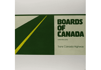 Boards Of Canada - Trans Canada Highway (12''+Mp3) - (LP + Download)
