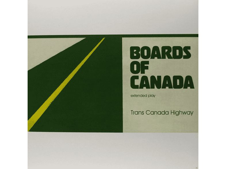 Boards Of Canada - Trans Canada Highway (12''+Mp3) [LP + Download]