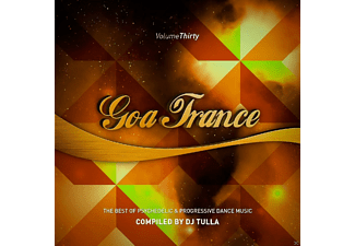 VARIOUS - Goa Trance 30 [CD]