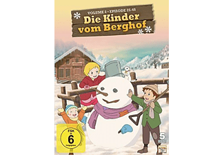 Die Kinder vom Berghof - Vol. 2 [DVD]